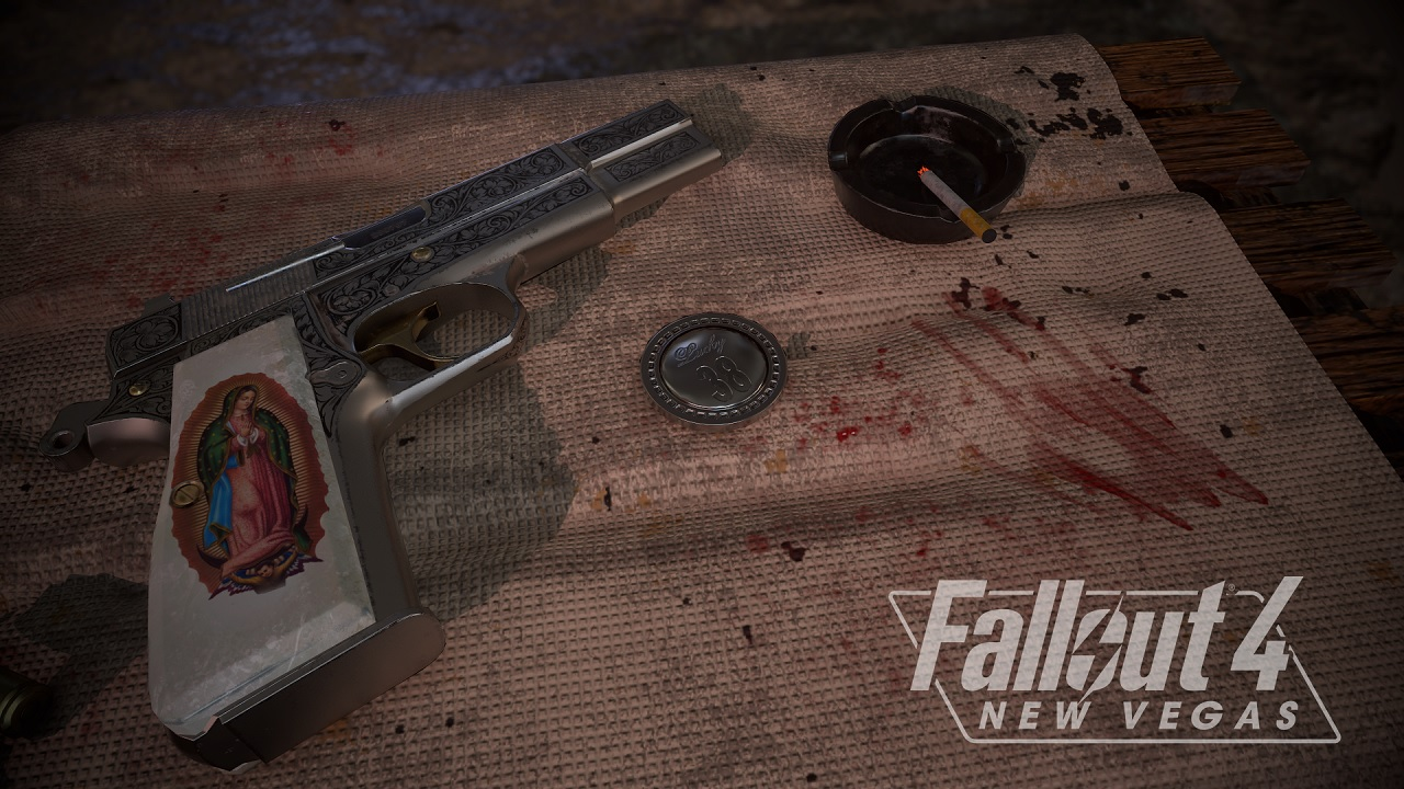 Fallout 4: New Vegas Issue Detailed New Progress Update