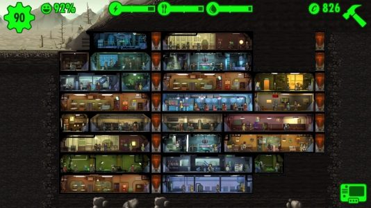 Fallout Shelter Launched in September of 2015