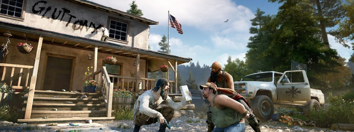 Far Cry 5 Gains a New Difficulty Setting in the Latest Title Update