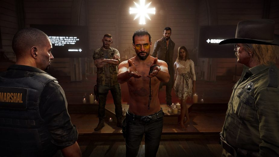 Far Cry 5's Endings Left Joseph Seed Alive in Both Cases