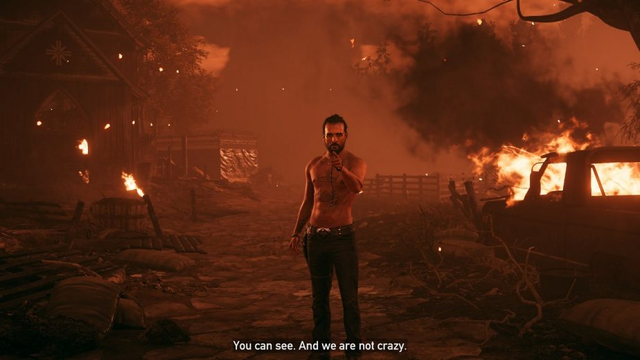 Far Cry 6 Could be Set in a Postapocalyptic World