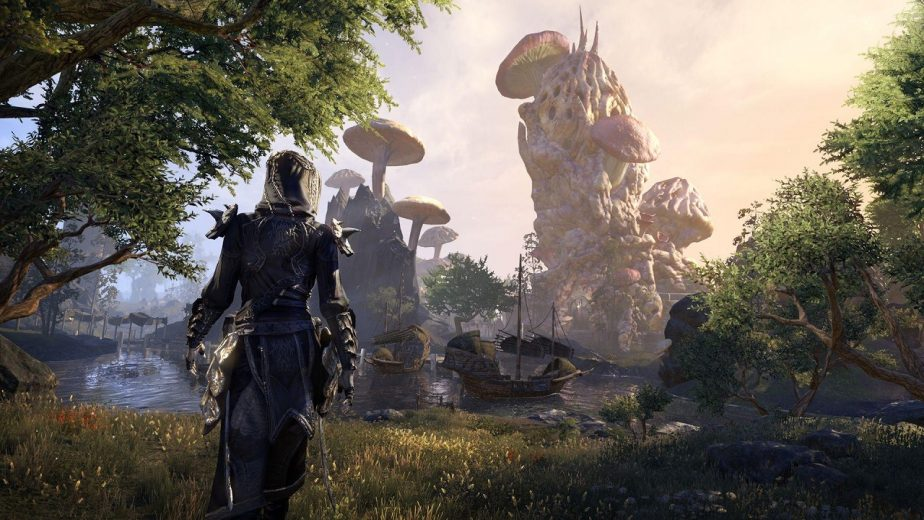 Gamers Can Play Elder Scrolls Online Free For Up to Six Days