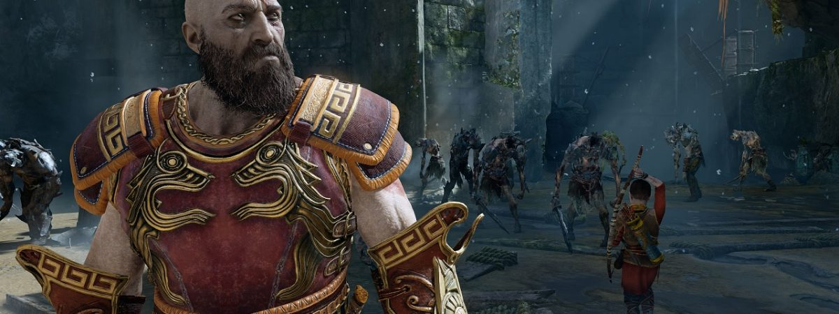 God of War New Game Plus Mode Launched in New Update