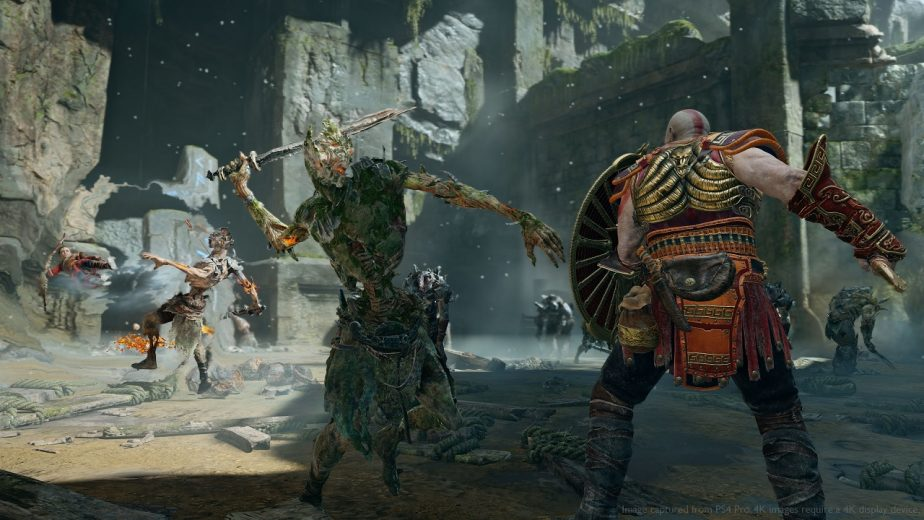 God of War New Game Plus Mode Launches Today With New Content