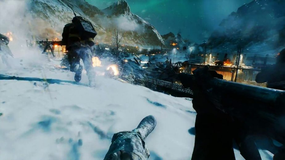 Grand Operations Are New to the Battlefield Series