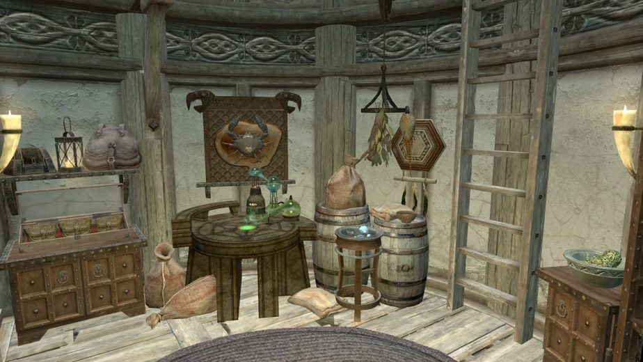Houses Also Contain Skyrim Alchemy Laboratories