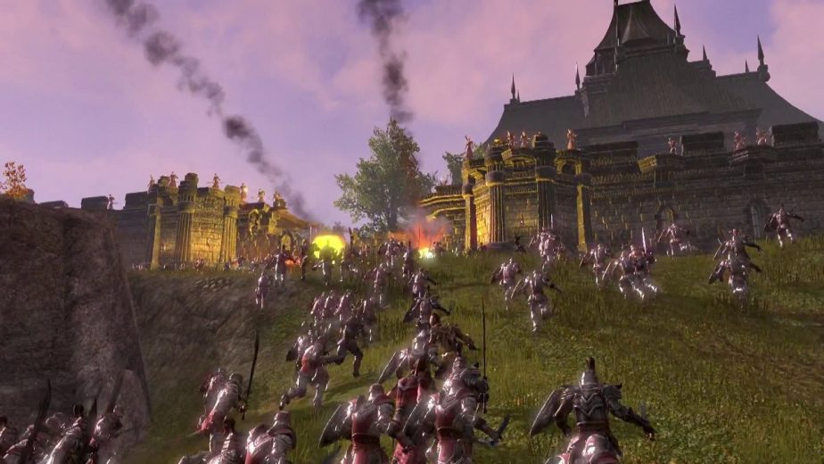 Keeps in Elder Scrolls Online PvP Will be Changed in Update 19