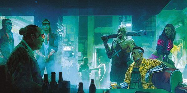 New Cook and Becker Prints Use Cyberpunk 2077 Art