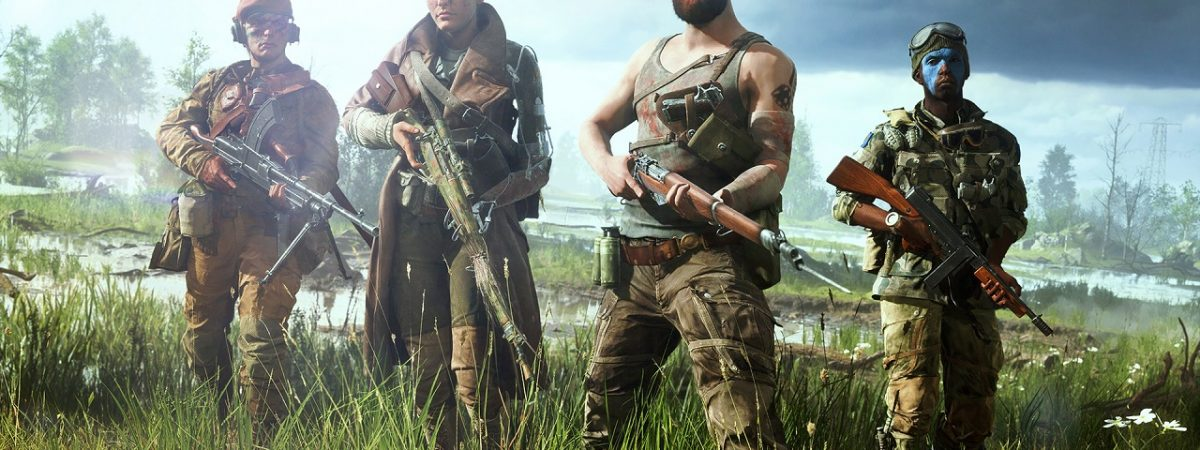 New Gameplay Stream Shows Off Battlefield 5's Grand Operations Mode