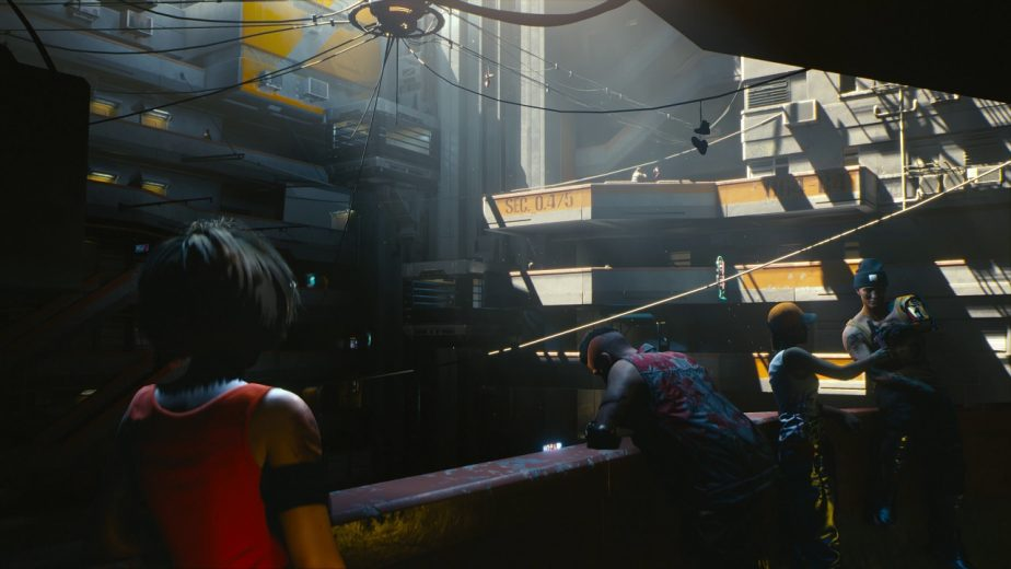 Night City Could Play Host to Some Form of Cyberpunk 2077