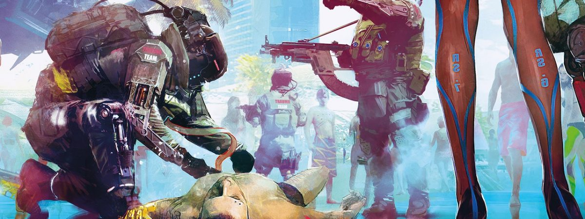 Patrick Mills is Clear That First-Person is the Best Choice for Cyberpunk 2077 Design