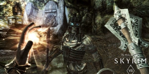 Skyrim Vr Is The Most Played Title On Playstation Vr