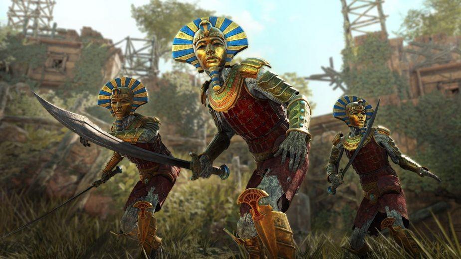 Strange Brigade Pits Players Against Ancient Egyptian Undead