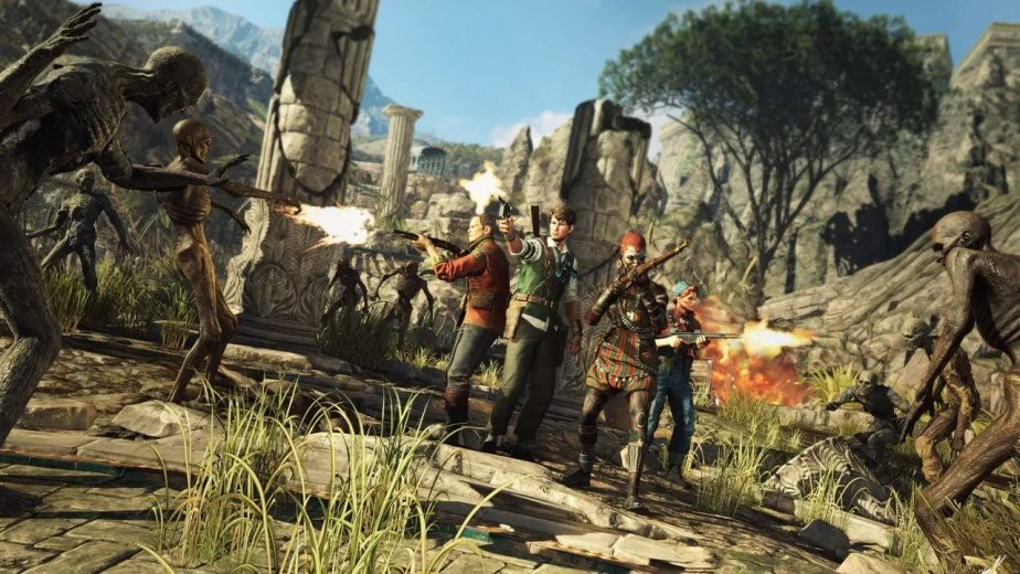 Strange Brigade Was Inspired by Boys Own Serials and Other Sources