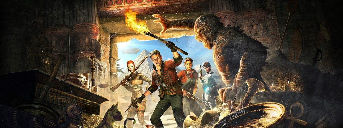 Strange Brigade is the Latest Game from Rebellion Developments