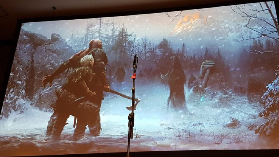 The Concept Art Was Unveiled at the Annual Devcom Event