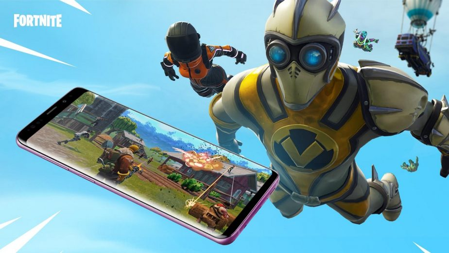 The Fortnite Android Beta Can Only be Downloaded from the Epic Games Website