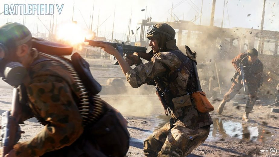 The Latest Battlefield 5 Trailer Unveiled Four New Maps