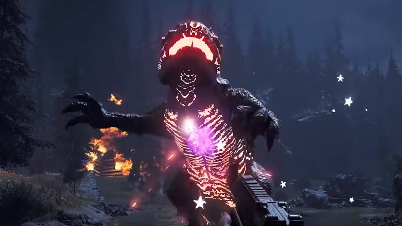Ubisoft Teases The Return Of Blood Dragons In Far Cry 5 Dead Living Zombies Dlc