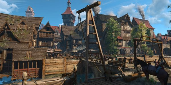 New Witcher 3 Mod Gives White Orchard and Velen New High-Quality