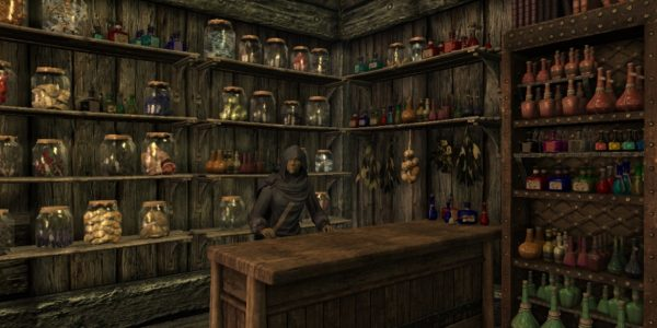 The Skyrim Alchemy System Contains 73 Different Potions