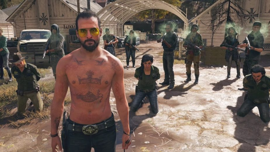 The Walk Away Far Cry 5 Ending Left Much Unresolved