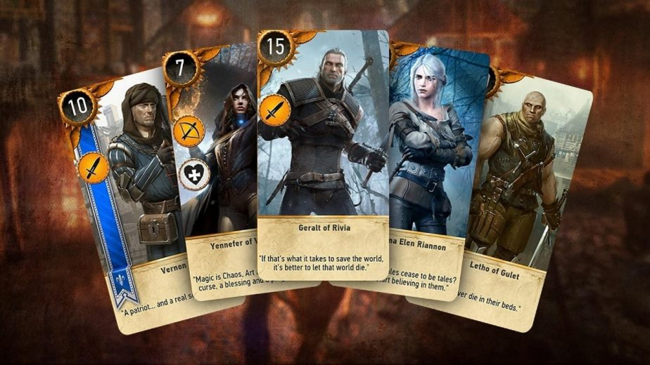 Thronebreaker The Witcher Tales Will Include Over Thirty Hours of Story
