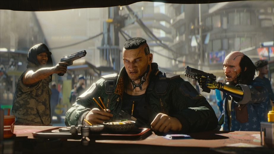 CD Projekt Red Haven't Decided Whether Cyberpunk 2077