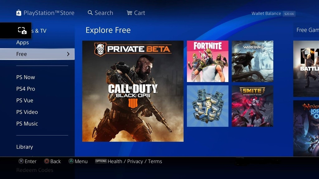 Call of Duty: Black Op 4 Multiplayer Beta Pre-Load On