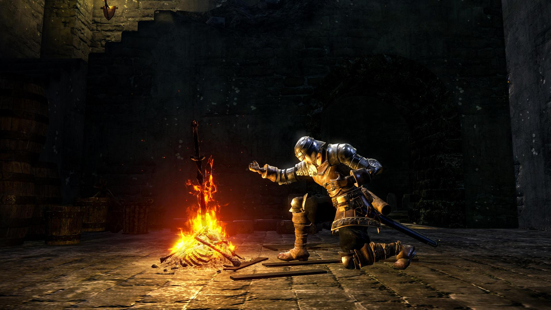 Dark Souls Remastered Launches For Nintendo Switch On October 19