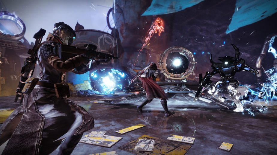 Destiny 2's Upcoming Gambit Mode Will Have a Dedicated Progression
