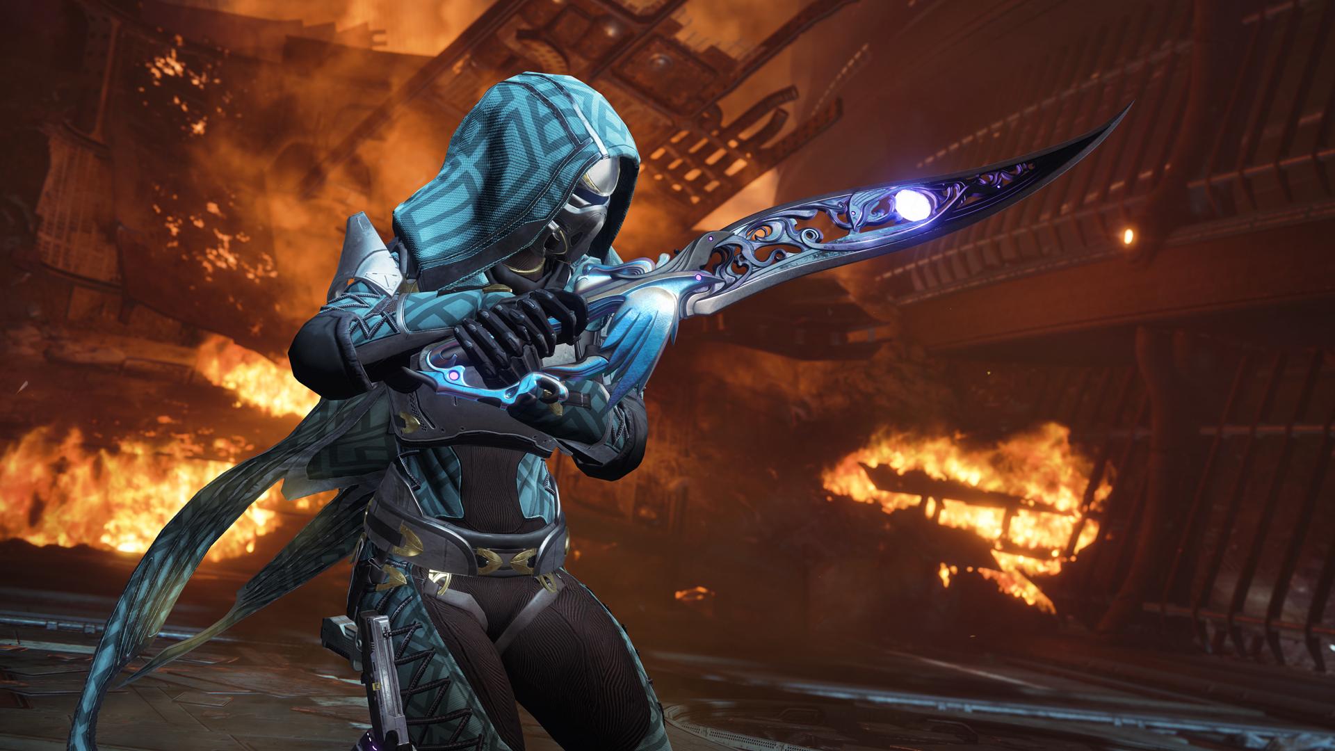 Destiny 2s Swords Will Be Buffed In The 20 Pre Forsaken Update