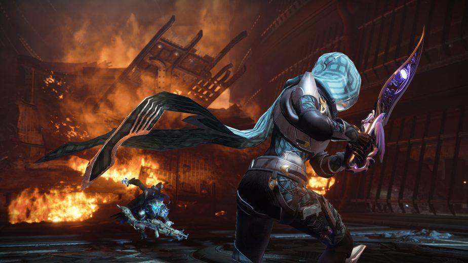 Swords Will Be Much More Viable In Destiny 2 Forsaken