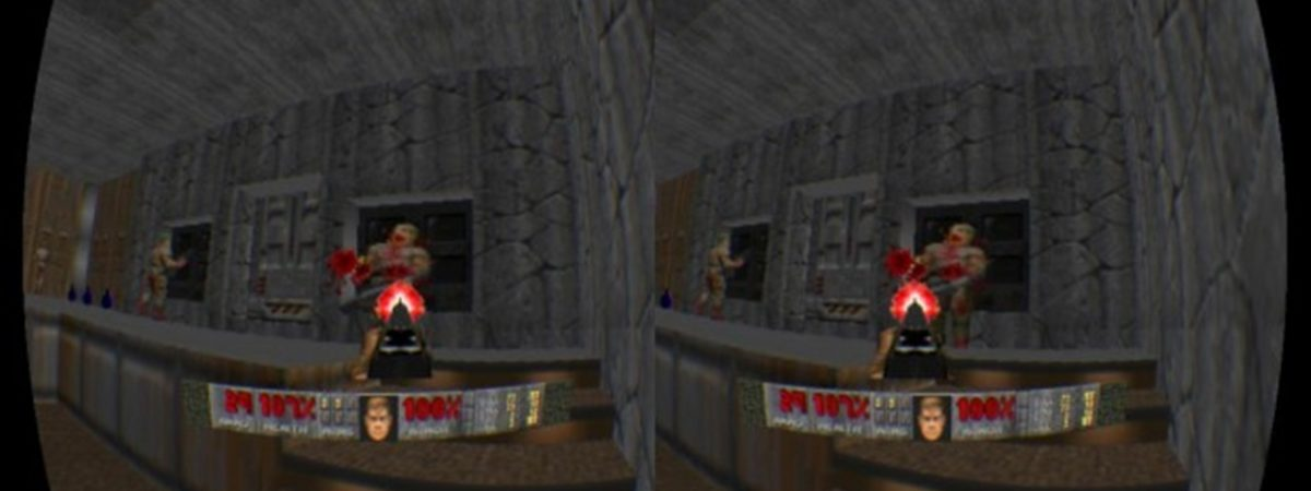Fans Are Updating The Original DOOM To Support VR