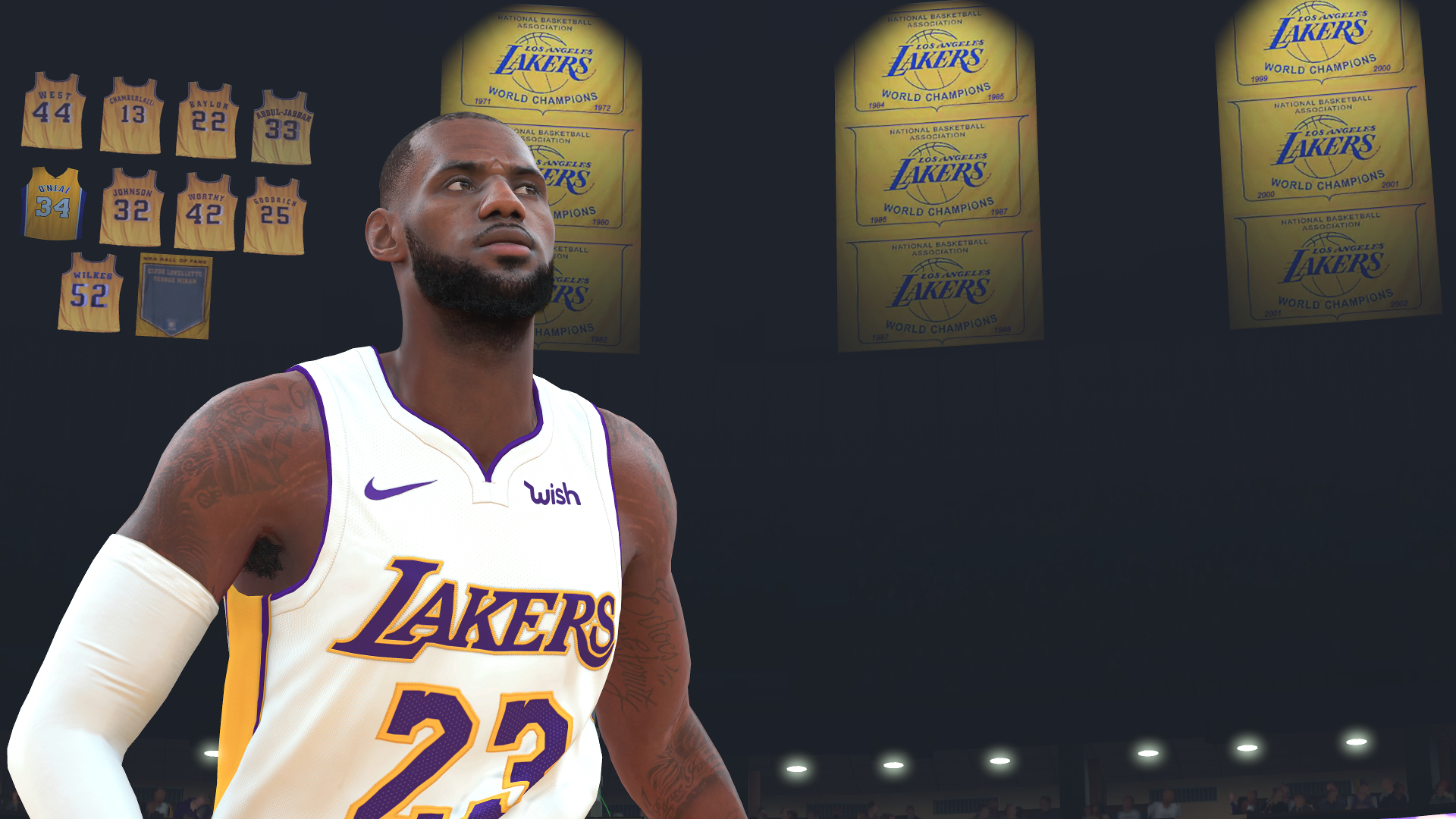 0a60c0308ae LeBron James Could Have His Special Mode In NBA 2K19