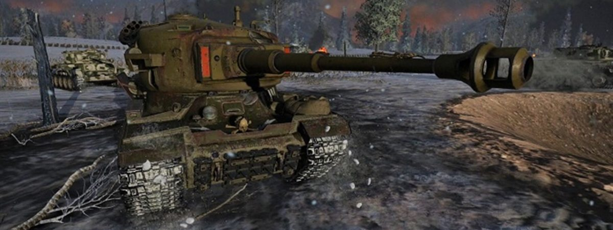 New Update In World of Tanks: Mercenaries