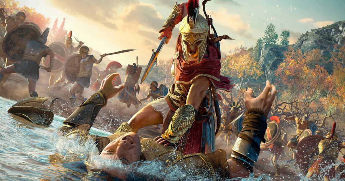 Assassins Creed Odyssey Alexios Or Kassandra