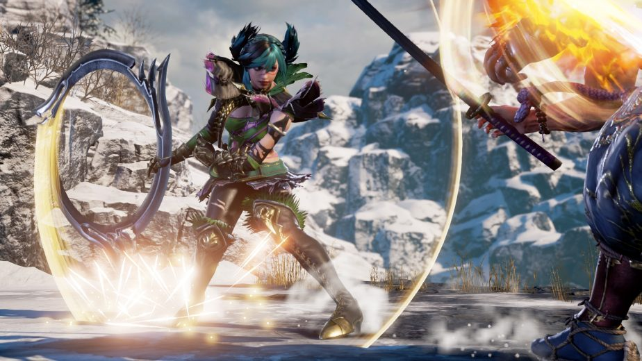 Soulcalibur VI Custom Character Creator and Tira DLC Announced