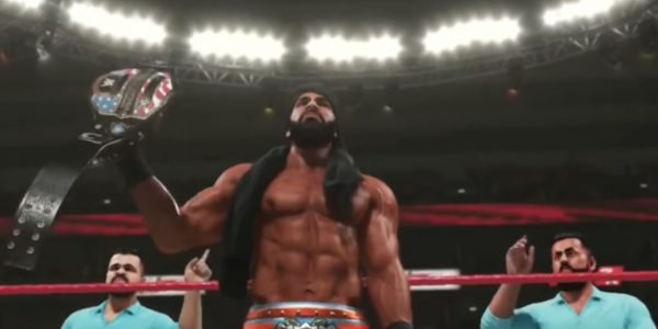 WWE 2K19 Roster Reveal Part 1