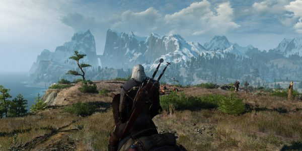 A New Witcher 3 Mod Offers 4K Textures for Skellige