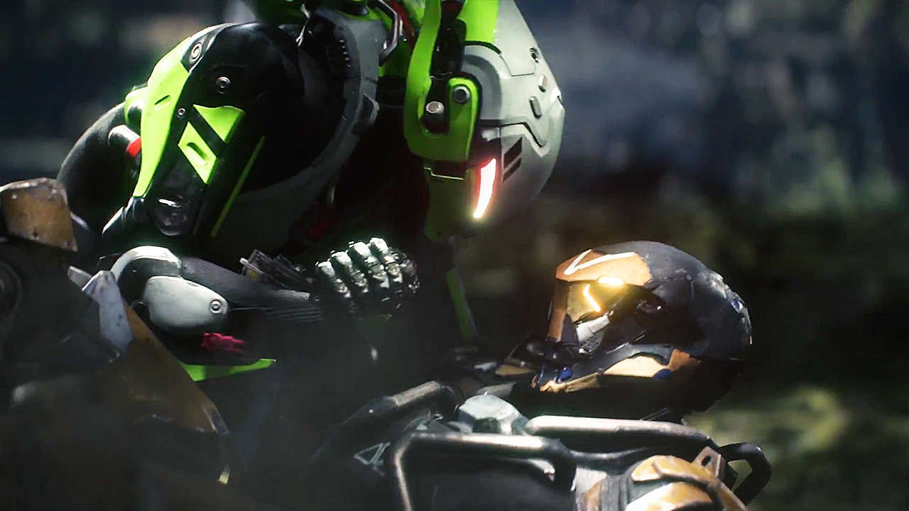 Anthem Will Be Fully Complete When Purchased, Says BioWare