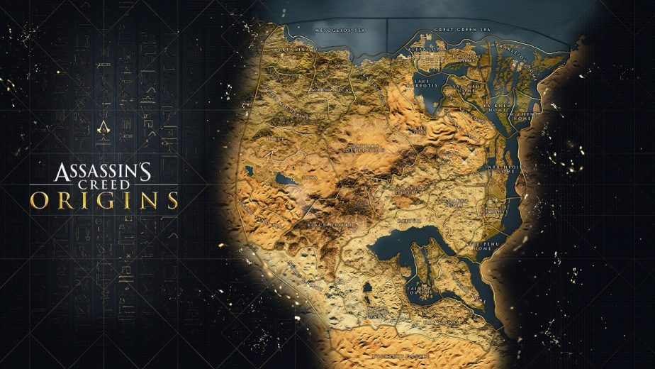 The Top 10 Biggest Video Game Maps