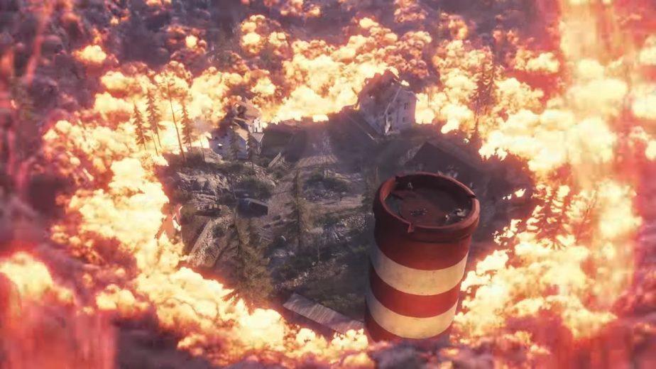 Battlefield 5 Battle Royale is Called Firestorm