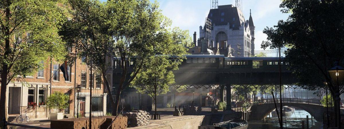 Battlefield 5 Rotterdam Map Features Several Landmark Buildings