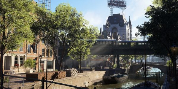 Battlefield 5 Screenshots Show Off Rotterdam