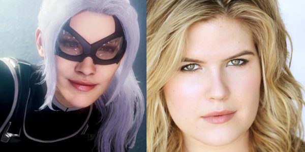 Spider Man Erica Lindbeck Is The Voice And Face Of Black Cat