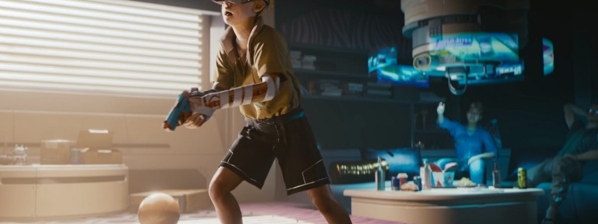 CD Projekt Red Has No Plans for Cyberpunk 2077 VR