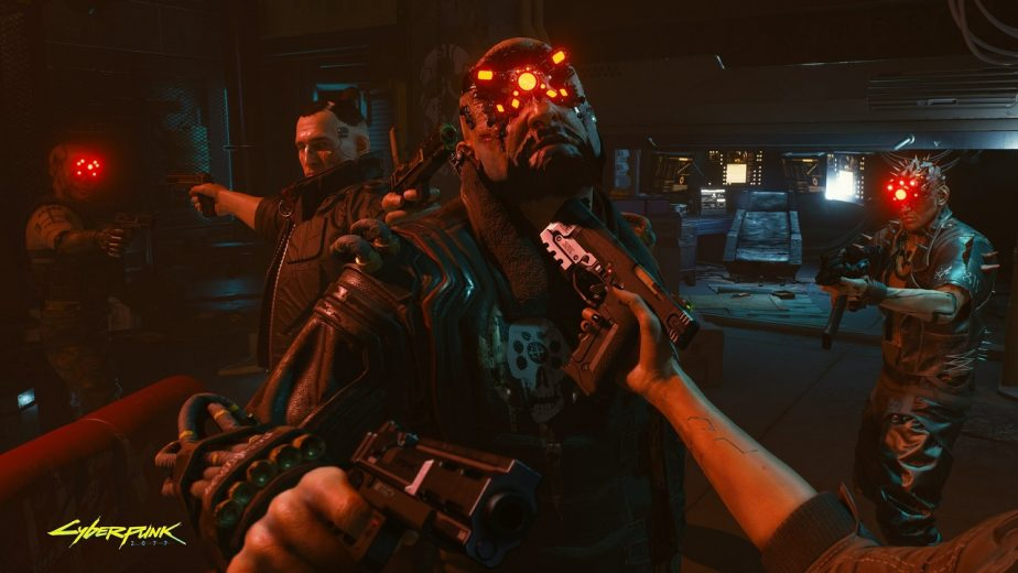 Cyberpsychosis is a Mechanic Associated With Cyberpunk 2077 Cybernetics
