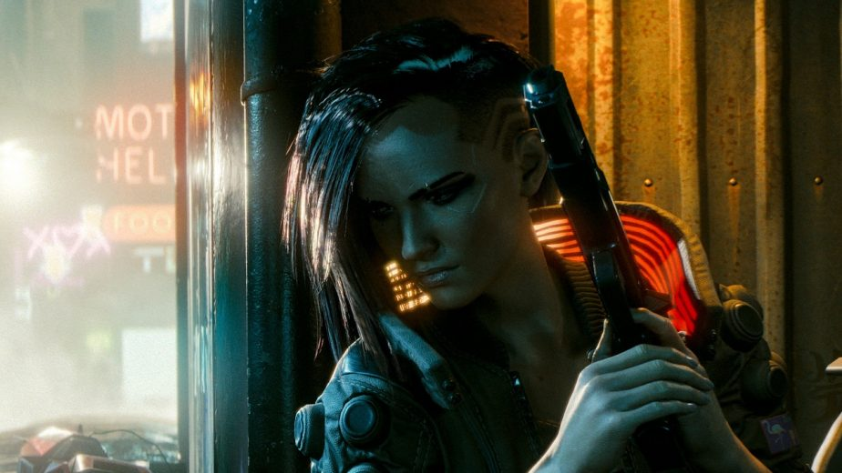 Cyberpunk 2077 Teaser Was Released 2077 Days Ago