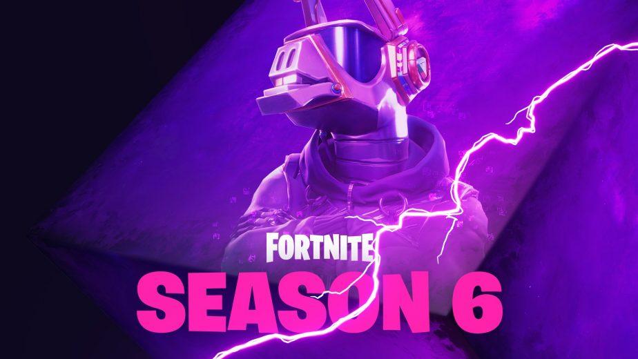 Fortnite Battle Royale season 6